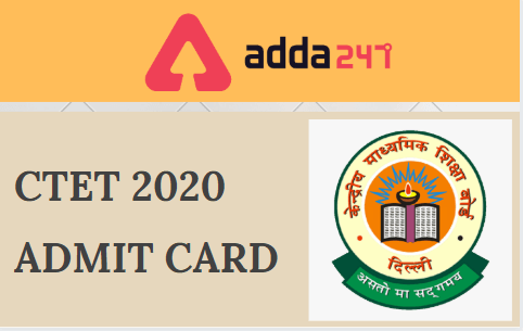 ctet-july-admit-card-2020