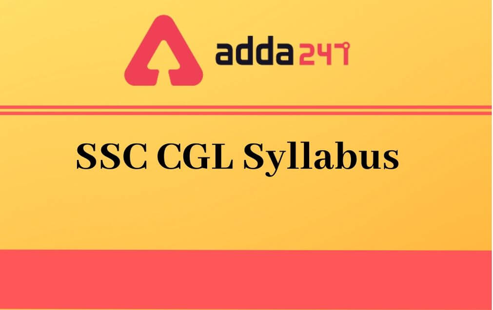 ssc-cgl-syllabus