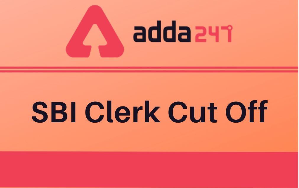 sbi_clerk_cut_off