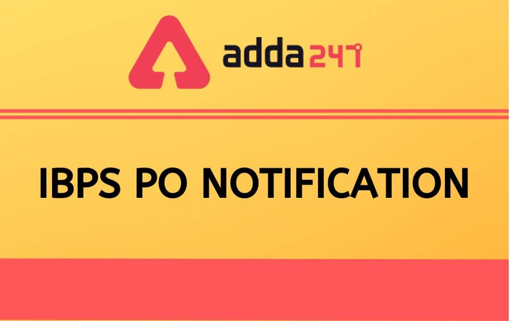IBPS-PO-NOTIFICATION