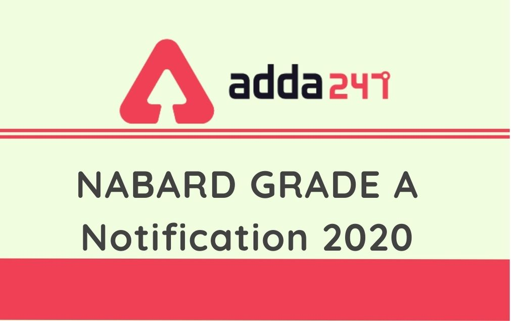 NABARD Grade A 2020: Admit Card for Mains Exam Released_30.1