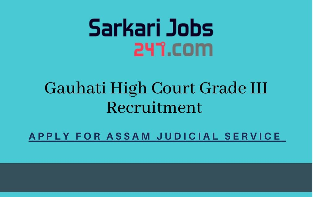 Gauhati-High-Court-Grade-3-Recruitment-2020