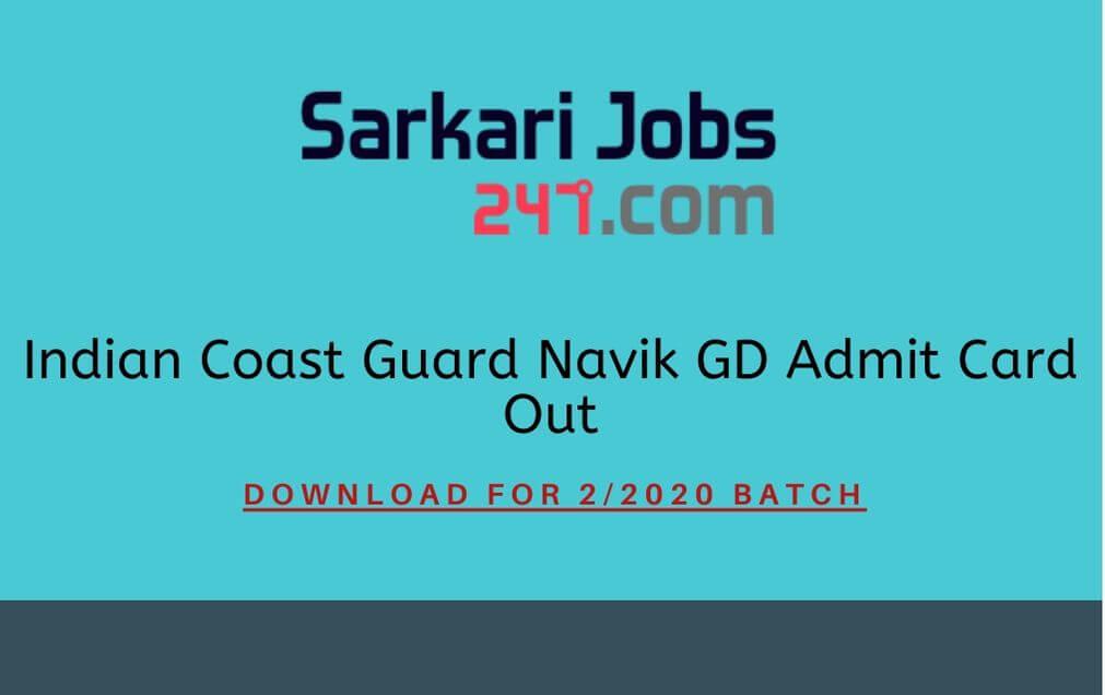 Indian-coast-guard-navik-admit-card (