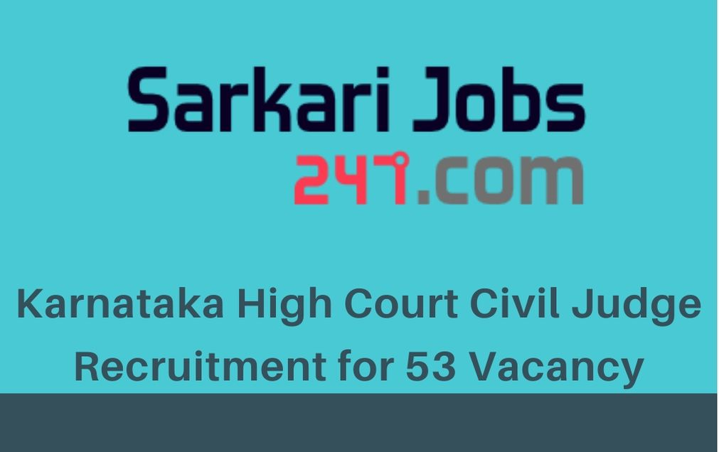 Karnataka-High-Court-Civil-Judge-Recruitment-2020