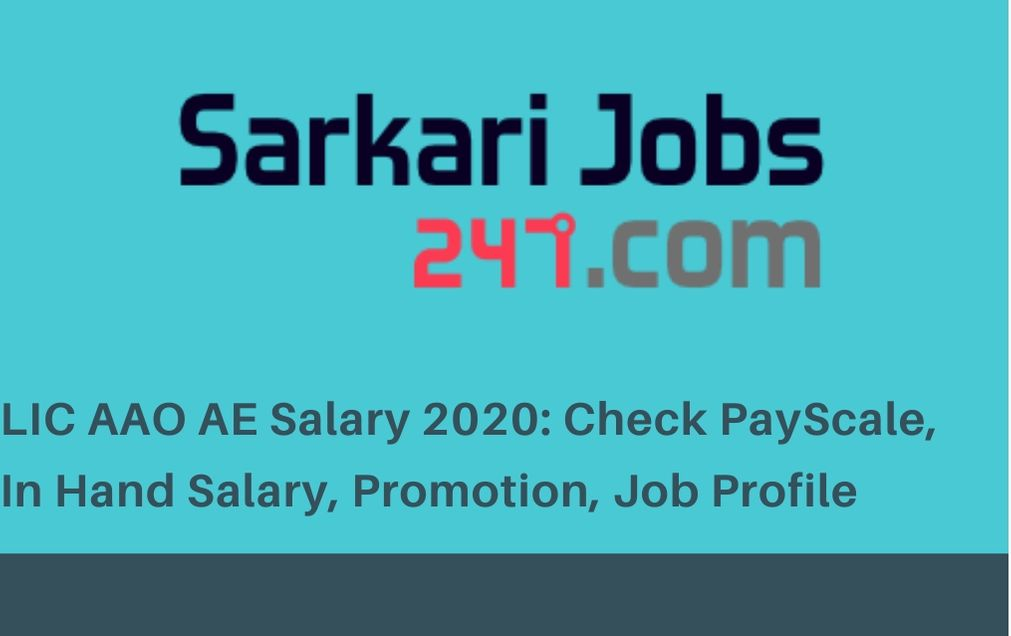 LIC-AAO-AE-salary