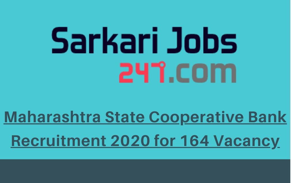 Maharashtra-State-Cooperative-Bank-recruitment