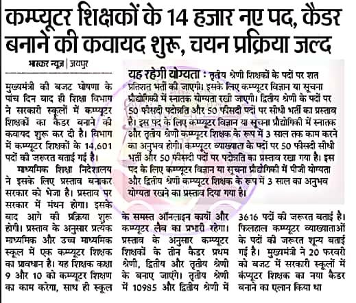 Rajasthan-Computer-Teacher-2020