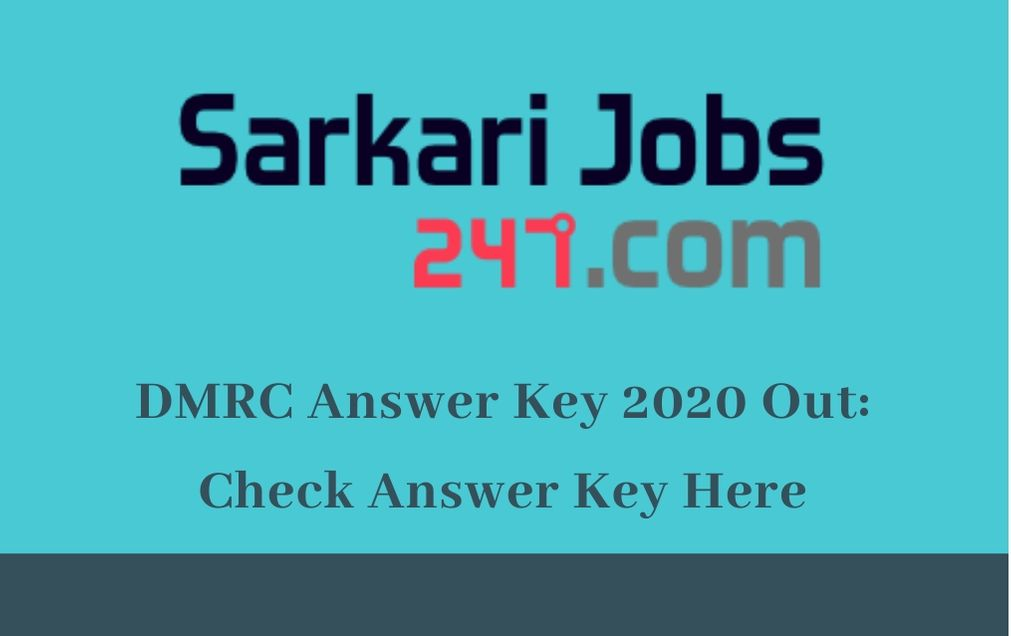dmrc-cra-answer-key
