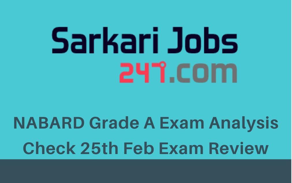 nabard-grade-a-exam-analysis