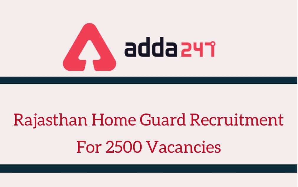 Rajasthan Home Guard Recruitment (1)