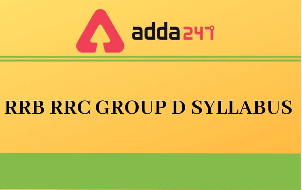 rrb-rrc-group-d-syllabus