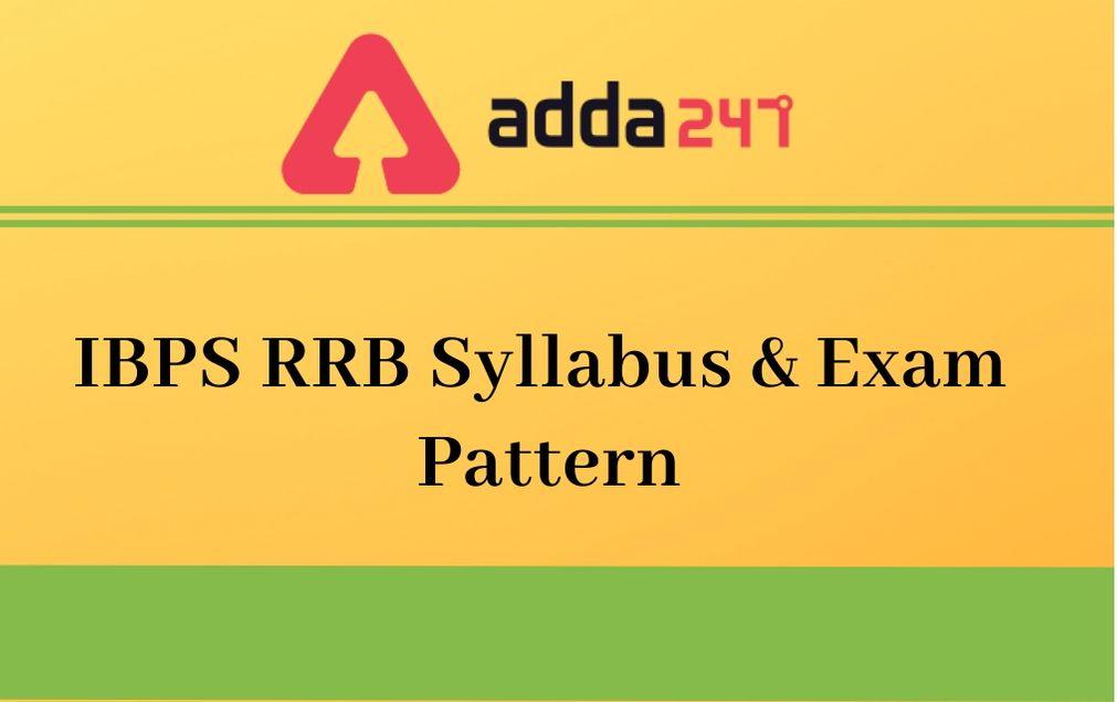 rrb-syllabus