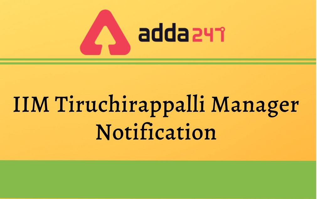 iim-tiruchirappalli-recruitment