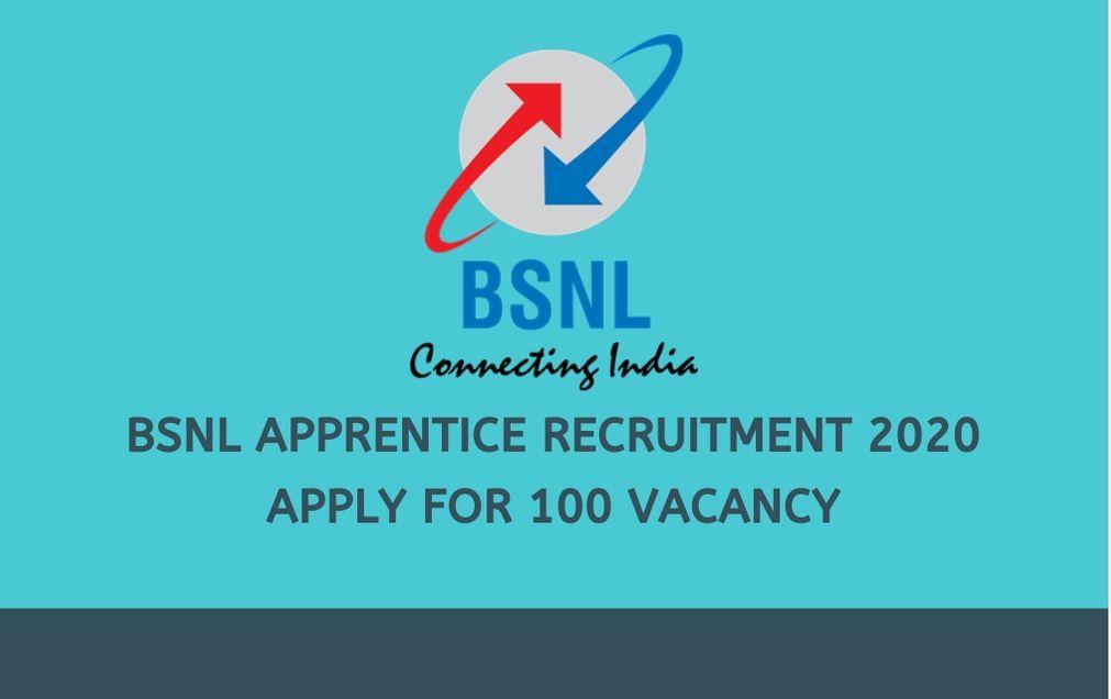 BSNL-APPRENTICE-RECRUITMENT