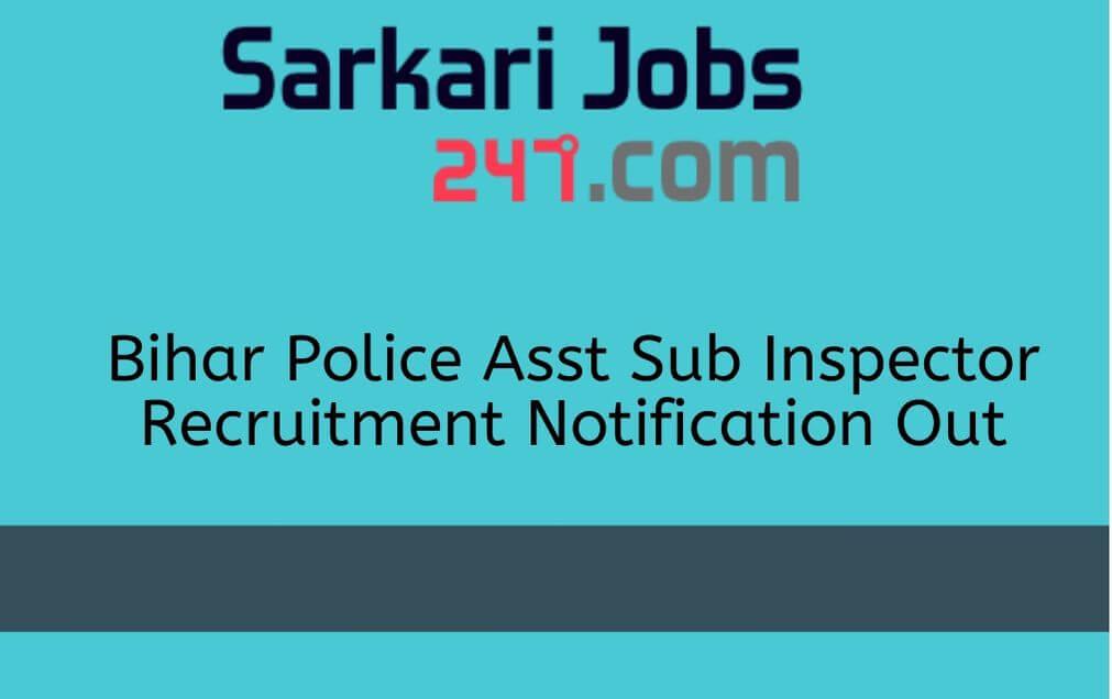 bpssc-police-asi-recruitment