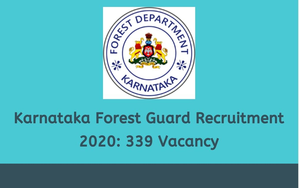 karnataka-forest-guard-recruitment