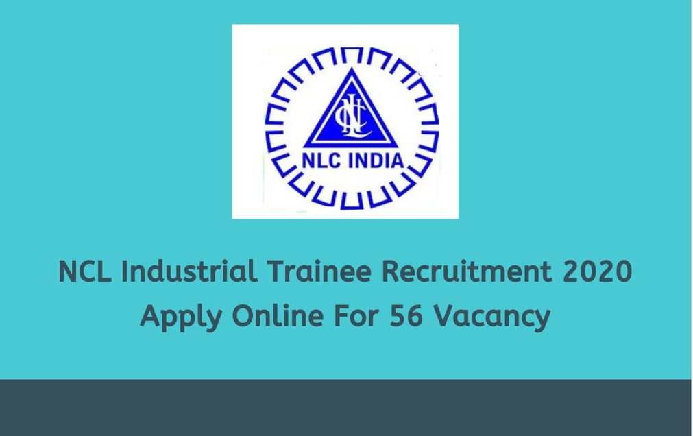 ncl-industrial-trainee-recruitment