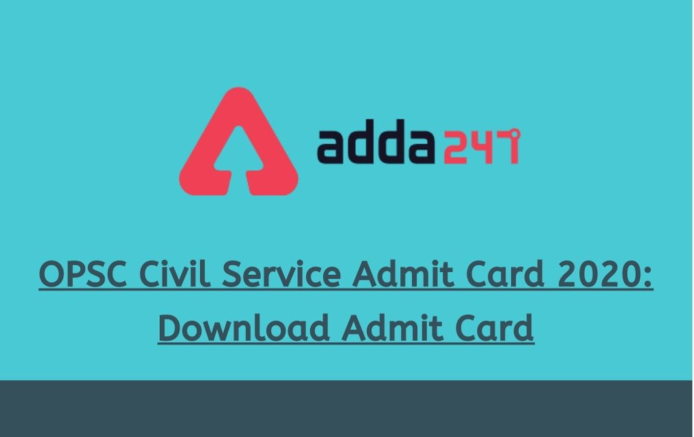 opsc-civil-service-admit-card