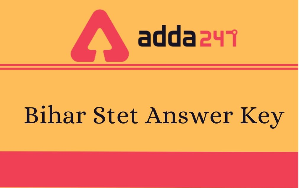 Bihar STET Re Exam Answer Key 2020 Out: Raise Objections_40.1