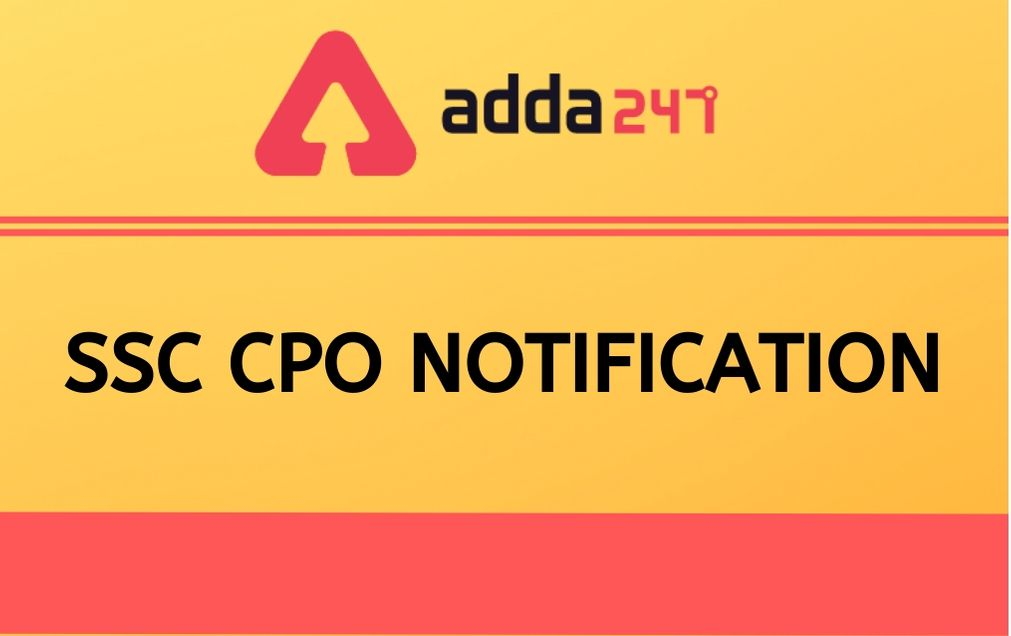 SSC-cpo-notification