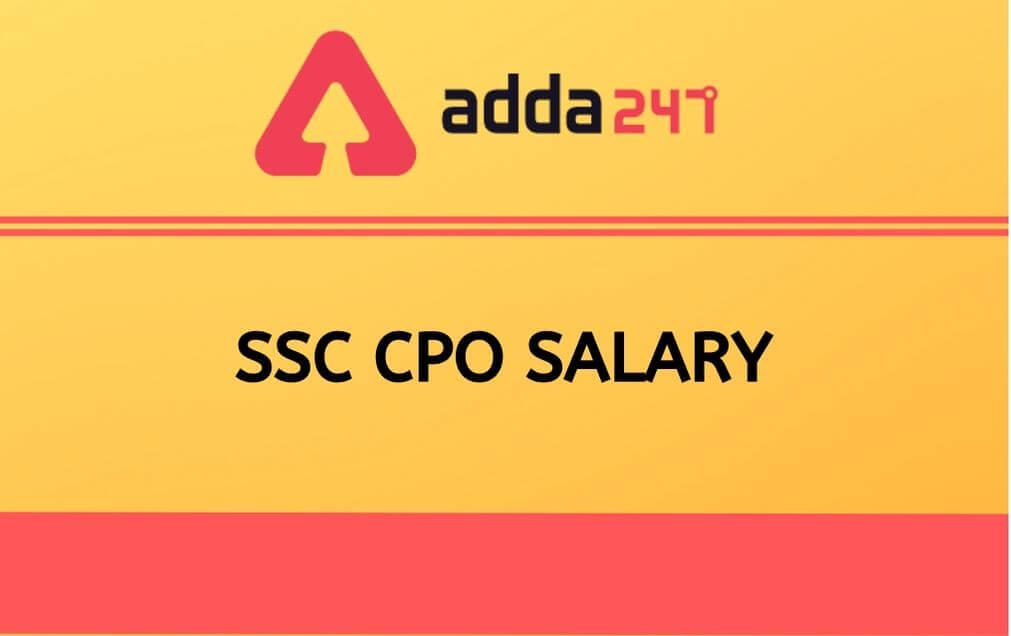 ssc-cpo-salary