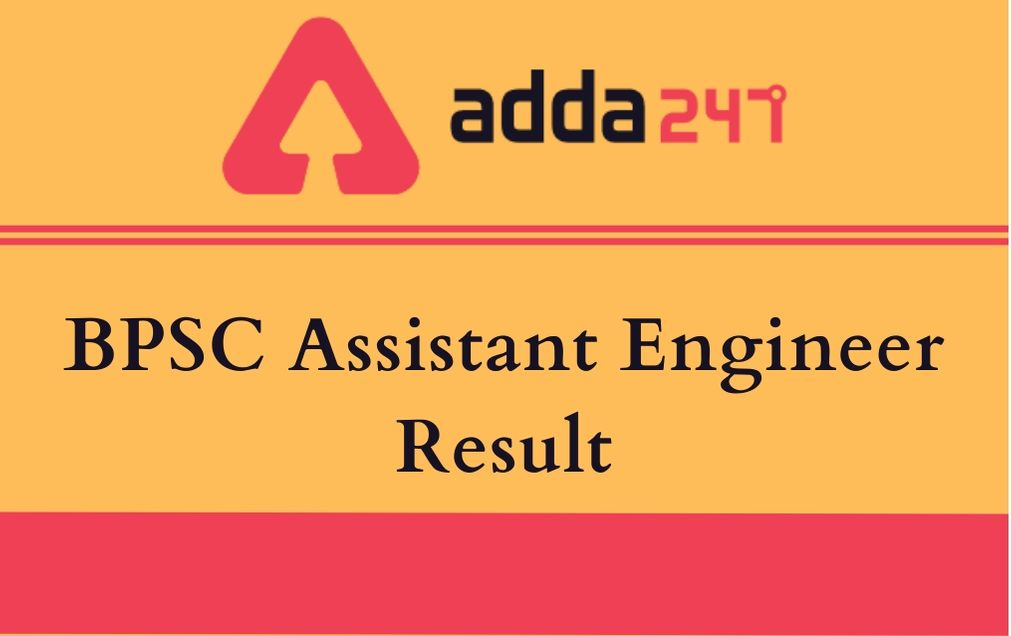BPSC Assistant Engineer Mains Result 2020: Check Result PDF_30.1