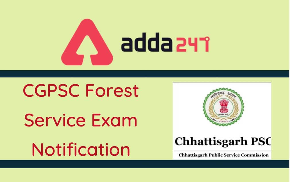 CGPSC Forest Service Exam 2020 (1)