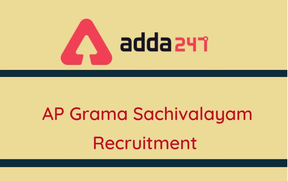 AP Grama Sachivalayam 2020: Answer Key Out, Exam Detailas @gramasachivalayam_40.1