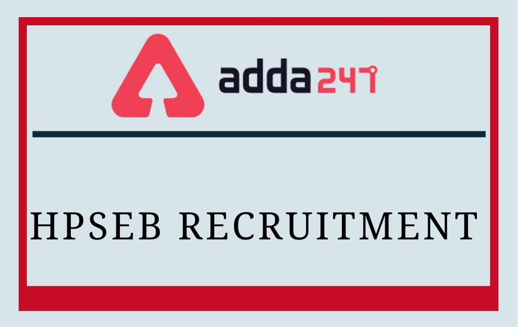 _HPSEB Recruitment