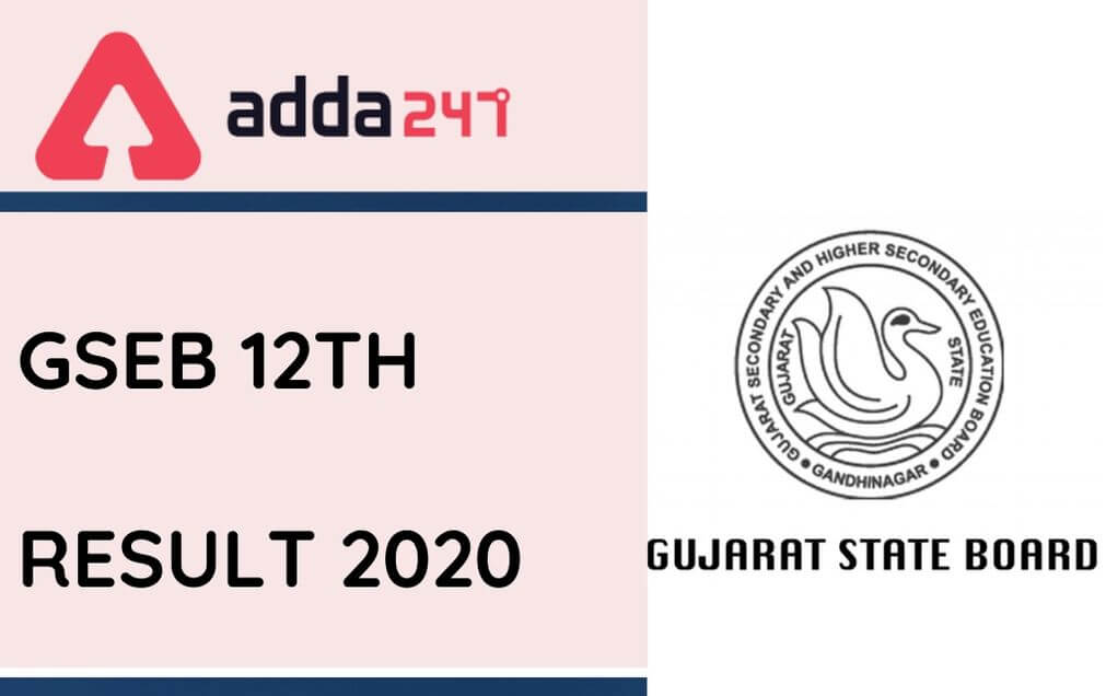 GSEB HSC Result 2020 Out @gseb.org: Check GSEB Commerce & Arts Result_30.1