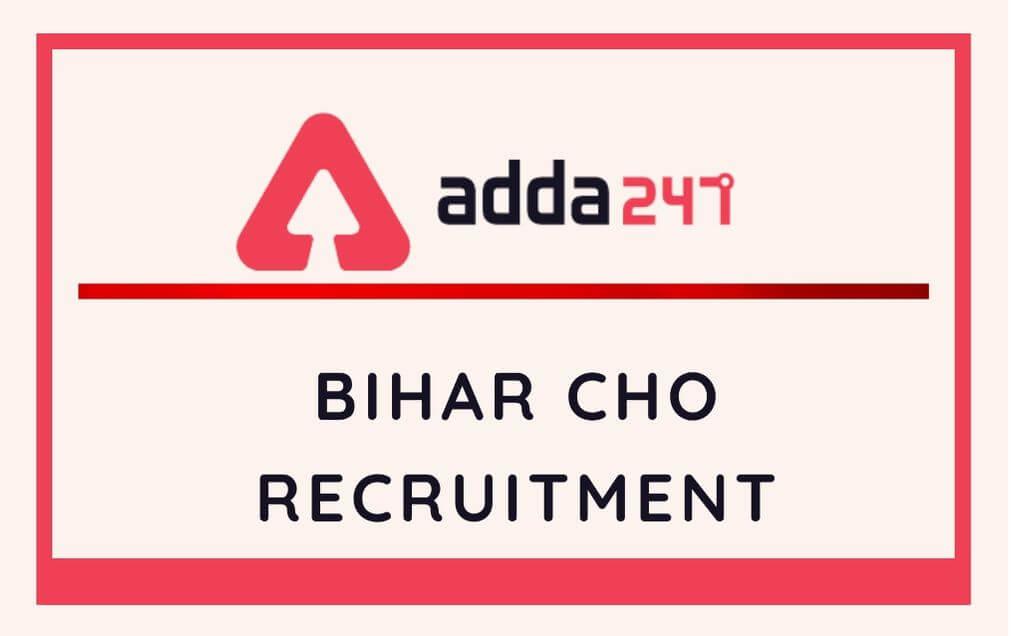 SHS Bihar CHO Recruitment 2020 For 1050 Community Health Officer_40.1
