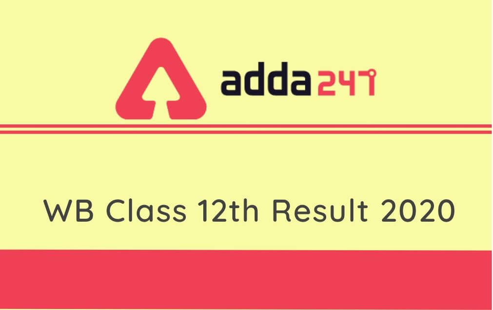 WBCHSE HS Result 2020 Out: WB Class 12th Result Wbresults.nic.in 2020_30.1