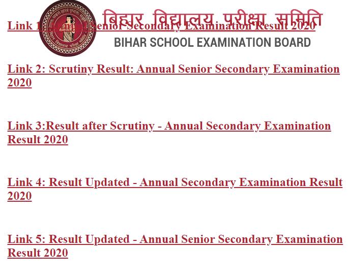 Bihar Board Updated 12th Result, Bihar Board Updated 10th Result Released: Direct Link_50.1