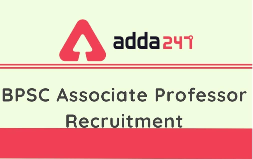 BPSC Associate Professor Recruitment 2020: Apply Online @bpsc.bih.nic.in_30.1