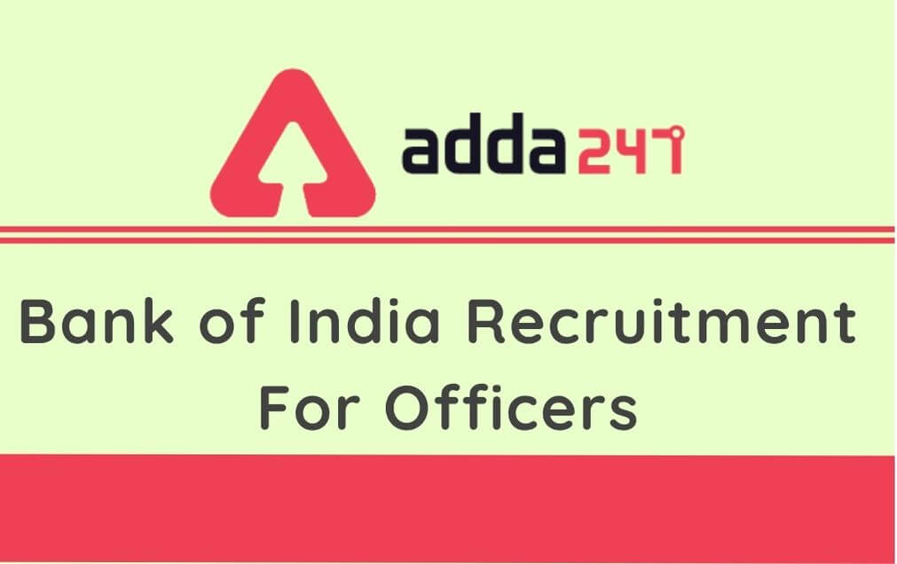 Bank of India Recruitment 2020 For Officers: Apply Online For 214 Vacancies Upto Grade IV, Notification PDF_100.1