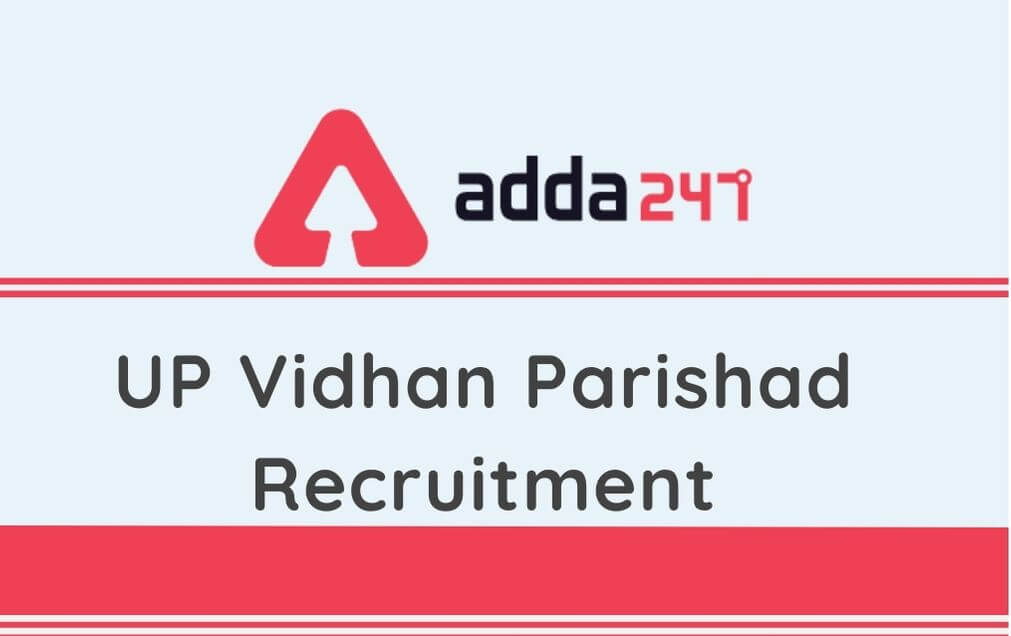 UP Vidhan Parishad Recruitment 2020: Apply Online For 73 RO, Assistant & Other Posts_30.1