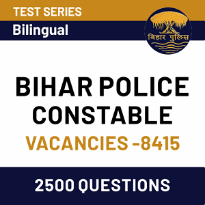 Bihar Police Constable Admit Card 2021 Out: Direct Link To Download_40.1