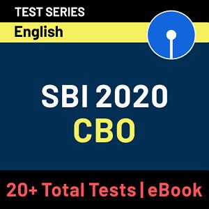 SBI CBO Result 2021: Download State Bank Circle Based Officer Result @sbi.co.in_60.1