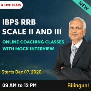 IBPS RRB Scorecard 2020 out: Check Officer Scale 2 & 3 Scorecard_40.1
