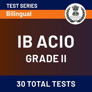 IB ACIO Syllabus 2021: Exam Pattern + Syllabus for Both Tier 1 And 2 Exam_40.1