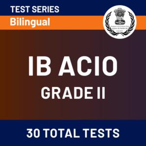 IB ACIO Syllabus 2021: Exam Pattern + Syllabus for Both Tier 1 And 2 Exam_60.1