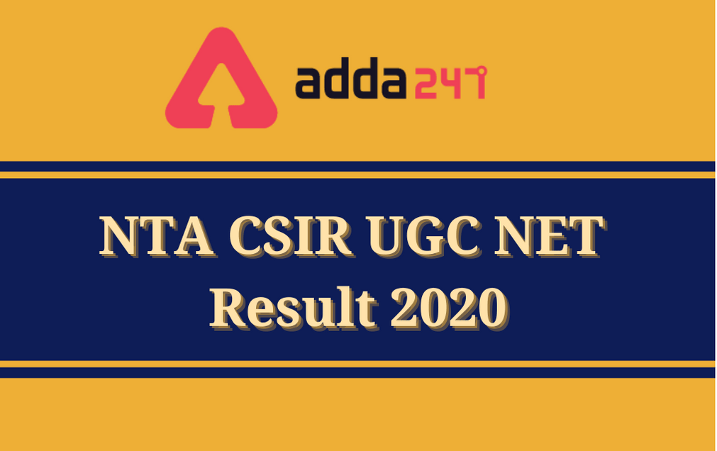 UGC NET June 2020 Result Out: Direct Link To Check Result_30.1