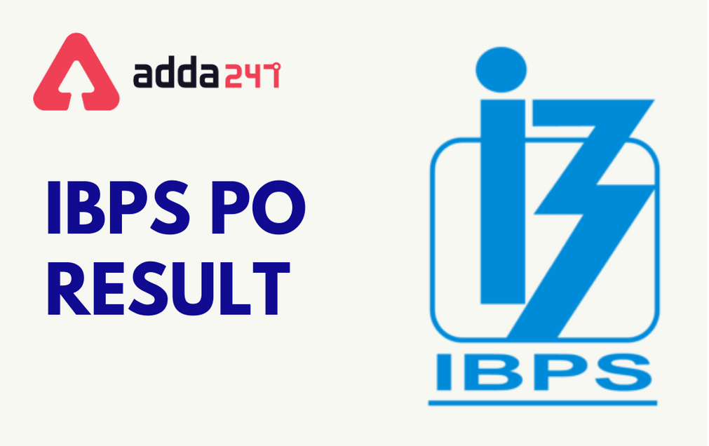 IBPS PO Final Result 2021 Out: Check Probationary Officer Result_30.1