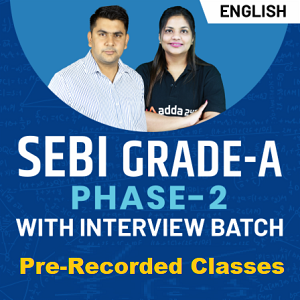 SEBI Grade A Syllabus 2021: Syllabus & Exam Pattern for SEBI Grade A Officer_80.1