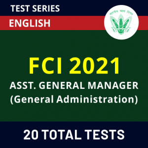 FCI 2021