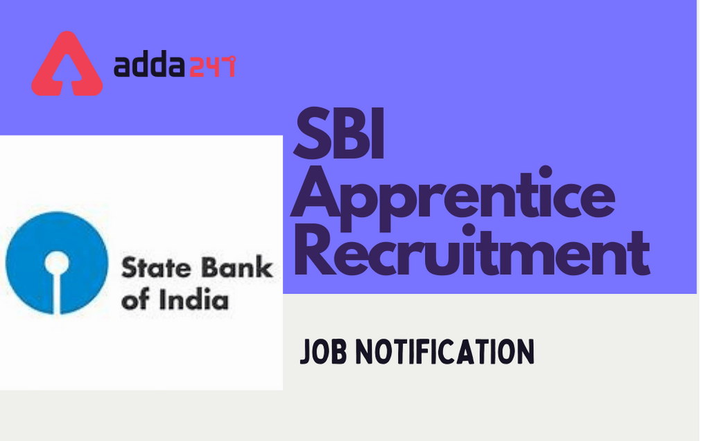 SBI Apprentice Recruitment 2021, Exam on 20th September 2021_50.1