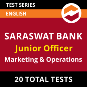 Saraswat Bank Junior Officer Admit Card 2021 Out: Direct Link Available Here_40.1