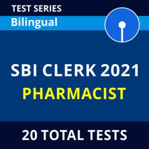 SBI Pharmacist Recruitment 2021: Exam Postponed For 67 Clerical Pharmacist Posts_50.1