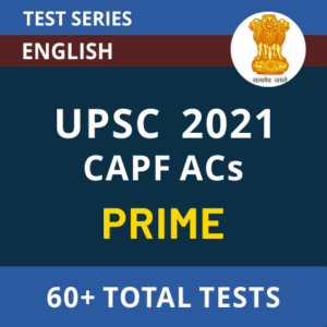 CAPF AC Previous Year Paper: Download Question Paper PDF_40.1