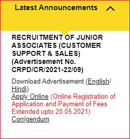 SBI Clerk Apply Online 2021: Last Date To Register_40.1